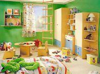 Цветовое решение детского помещения