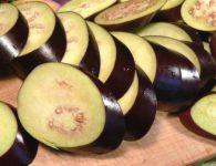 О пользе баклажан с рецептами